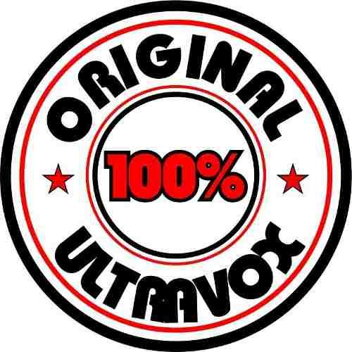 Kit Reparo Falante Ultravox Pancadão 2k2 12 8 Ohms Original