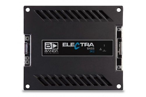 Módulo Amplificador Banda Electra Bass 3k2 3000 Wrms 2 Ohms