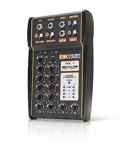 Kit Expert Px1 Connect Com Mesa Mx1 Controle Voltimetro