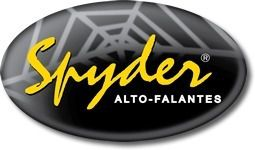 Kit Trio Som Woofer Kaos 12 Pol 550w + Driver Tweeter Spyder