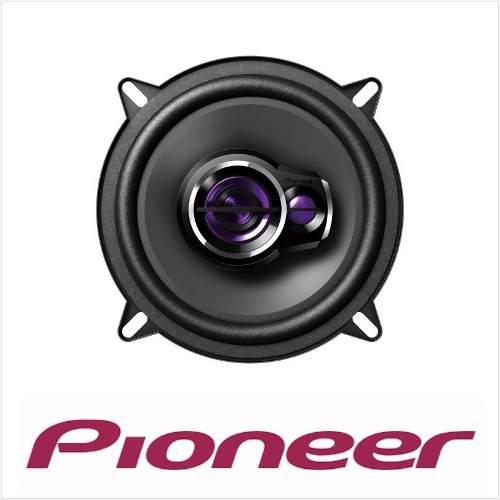 Kit Alto Falante Pioneer 2 Pares Novo Uno 6 polegadas 200w 5 polegadas 180w Rms
