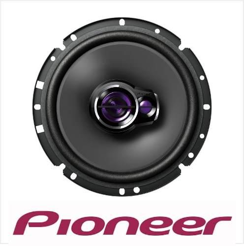Kit 2 Pares Alto Falante 6 polegadas Pioneer 200w Corsa Classic