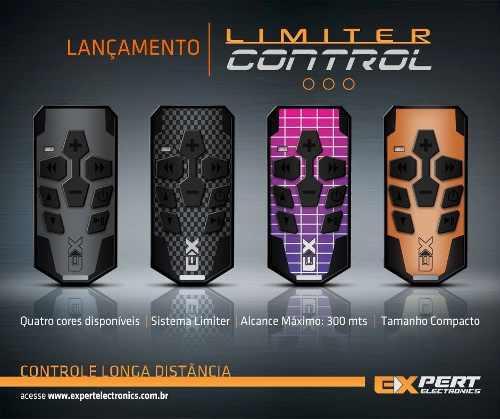 Controle Longa Distância Expert Limiter Control 300 Anticlip