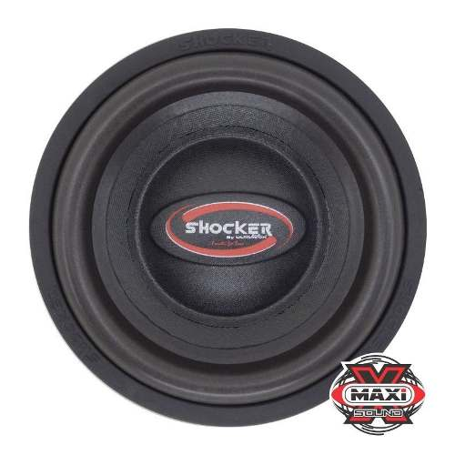Subwoofer Shocker Twister 650 Rms 12 Polegadas 4 Ohms