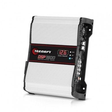 Kit Amplificador Taramps Ts400 Dsp1600 Controle Voltimetro