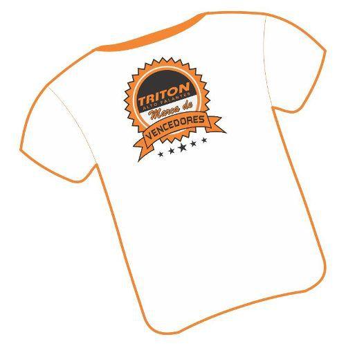 Camiseta Triton Marca De Vencedores - Team Triton Maxi Sound
