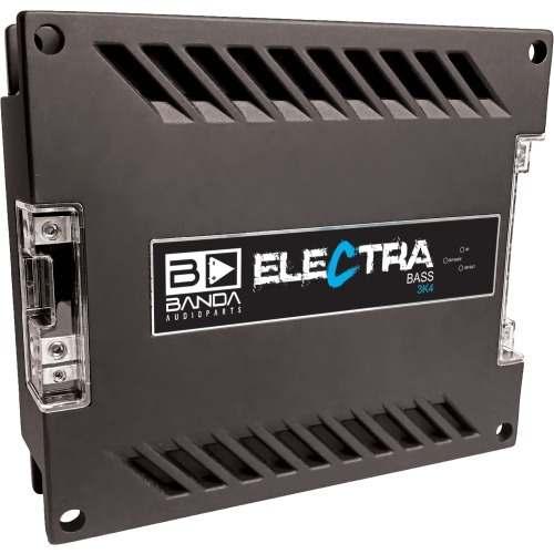 Módulo Amplificador Banda Electra Bass 3k4 3000 Wrms 4 Ohms