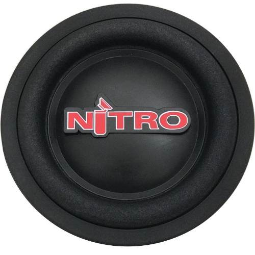 Subwoofer Spyder Nitro 8 Polegadas 300 Rms 4 Ohms Lançamento