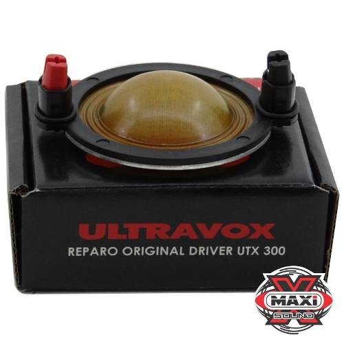 Kit Com Reparo Ultra Driver Utx300 E Tweeter Utx400 Original
