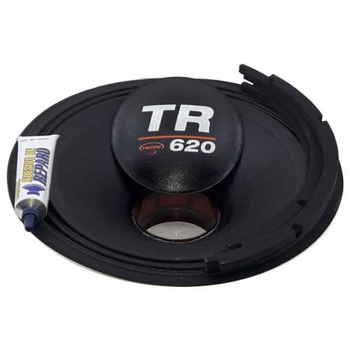 Kit Reparo Alto Falante Triton Tr 620 Rms 12 4 Ohms Original