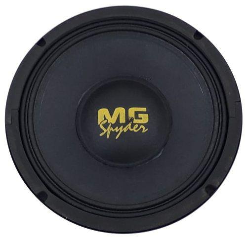 Alto Falante Woofer Medio Spyder Mg 250 Rms 8 Polegadas