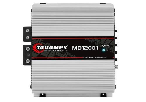 Modulo Amplificador Taramps Md 1200.1 2 Ohms 1 Canal