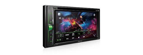 Dvd Player Avh-a208bt 2 Din Gratis Camera De Ré Lançamento