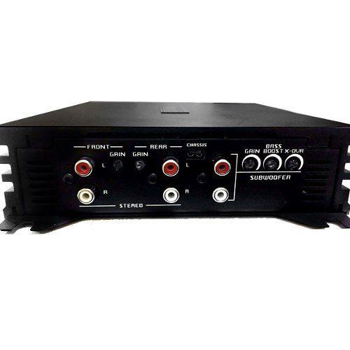 Modulo Falcon Df 1200.5 Dx 5 Canais Mono E Stereo 1200 Rms