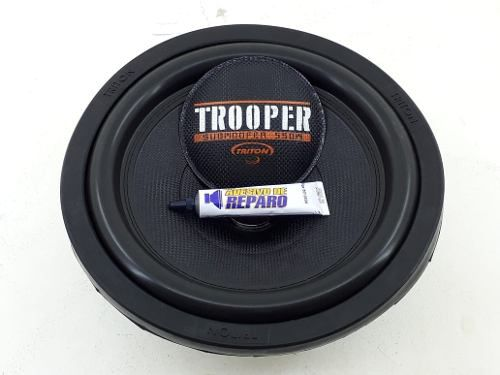 Kit Reparo Subwoofer Triton Tropper 550 12pol 4ohms Original