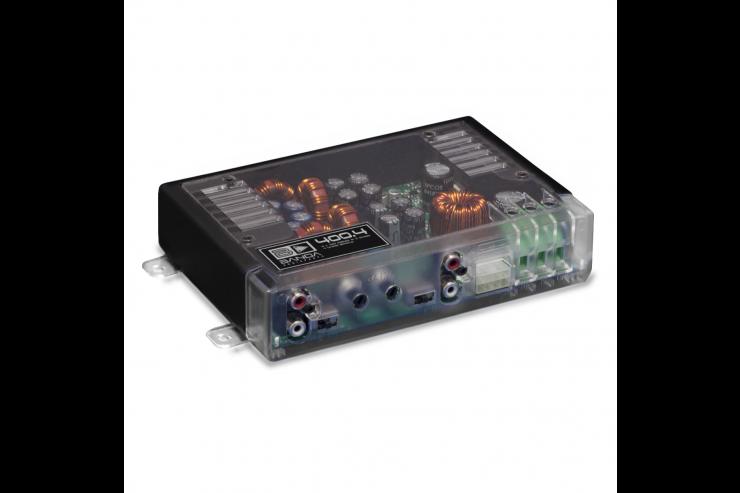 Módulo Amplificador Banda 400.4 Transparente 400 Rms 4 canais