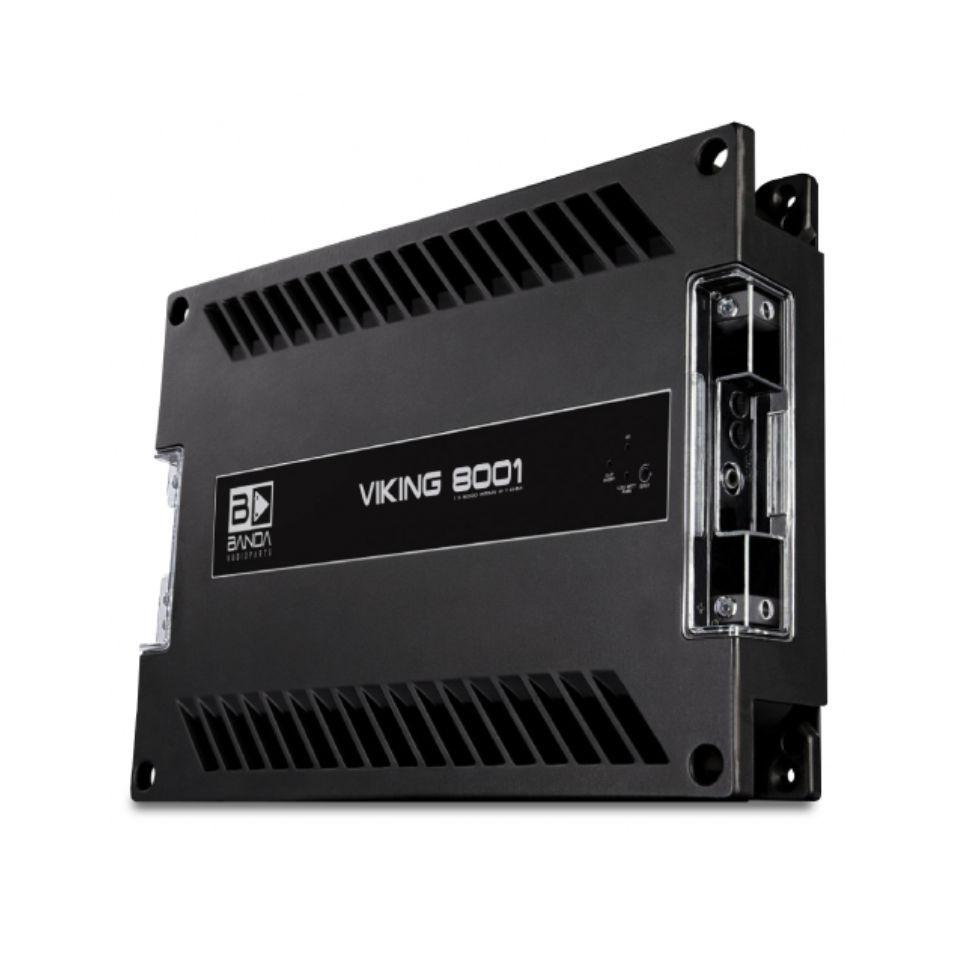 Módulo Amplificador Banda Audioparts Viking 8001 - 8000 Wrms