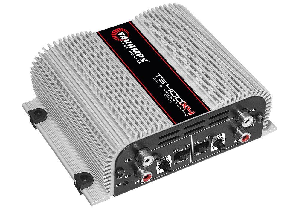 Modulo Taramps Ts400 T400 X4 Digital 400 W Rms Ts 400x4