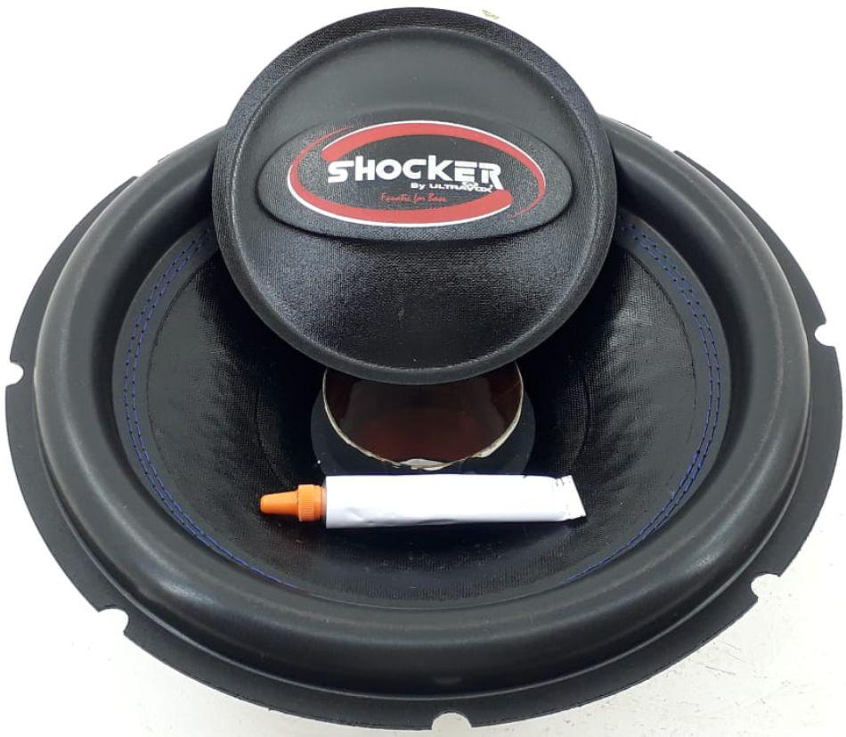 Reparo Shocker Furacão 2200 12 2+2 Ohms Original Vermelho