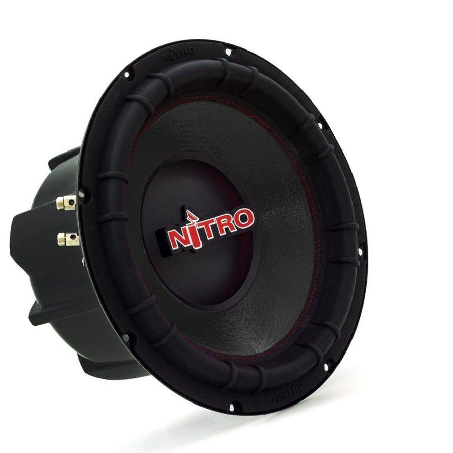 Subwoofer Spyder Nitro G5 12 polegadas 700 W Rms 4 Ohms
