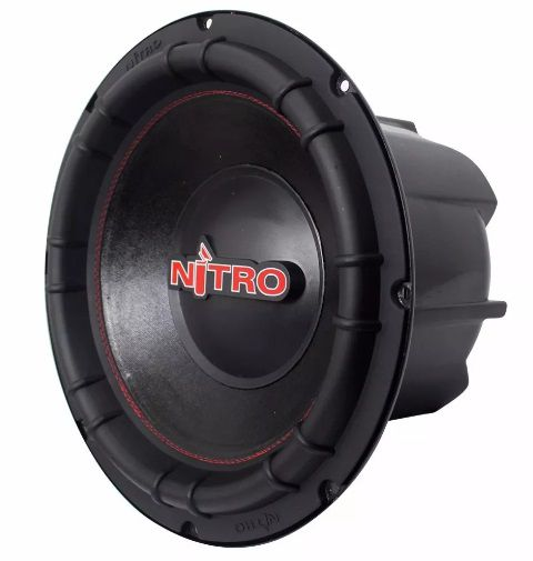 Subwoofer Spyder Nitro G5 12 polegadas 700w Rms 4 + 4 ohms