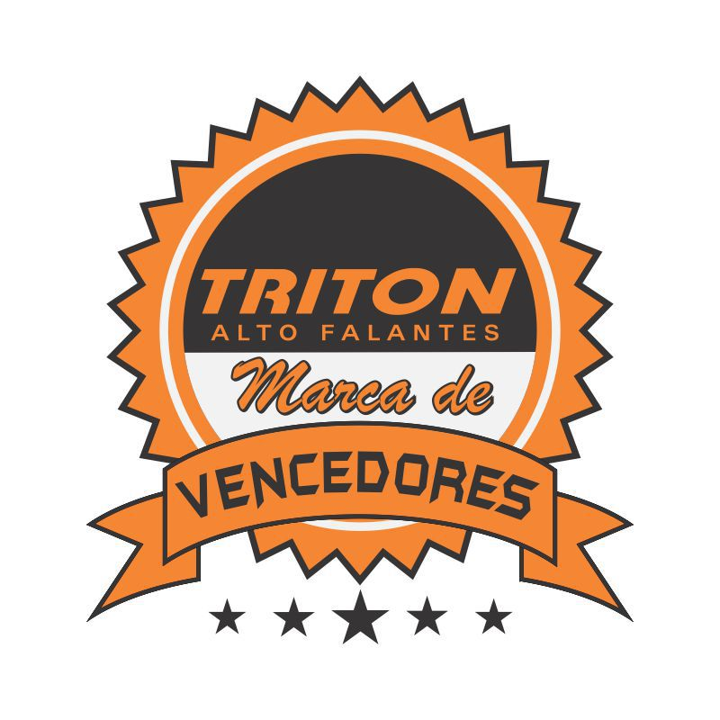Woofer Triton 8 Polegadas 200w Rms 8 Ohms 8-xrl400 400w Pico
