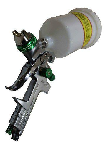 Pistola Mp262 1.2 125 Ml Maleta+pistola Hvlp Mp250 1.4 600ml
