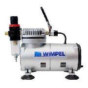 Mini Compressor Para Aerografia Bivolt Wimpel Comp-1