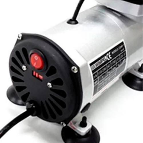 Compressor Wimpel Comp1+aerógrafo Dupla Ação Bc61-0.2 Steula