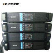 Amplificador De Áudio Leicozic 4 Ch 2500W X4 L10000Q
