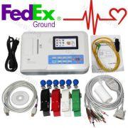 Contec Ecg300G Digital 3 Canal 12 Eletrocardiógrafo Ekg Pcsw