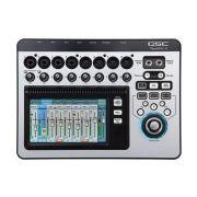 Mesa Qsc Touchmix-8 8 Canais Compacta Digital Mixer