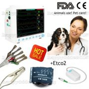 Monitor Paciente De Ce & Fda, Portátil Multiparametro + Co2