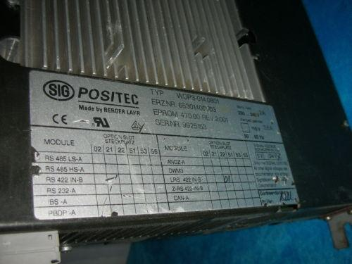 1Pc Positec Servo Wdp3-014.0801