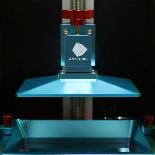 """Anycubic Sla Dlp 3D Impressora Uv Resina Led Light-Cure 2.8"""""""