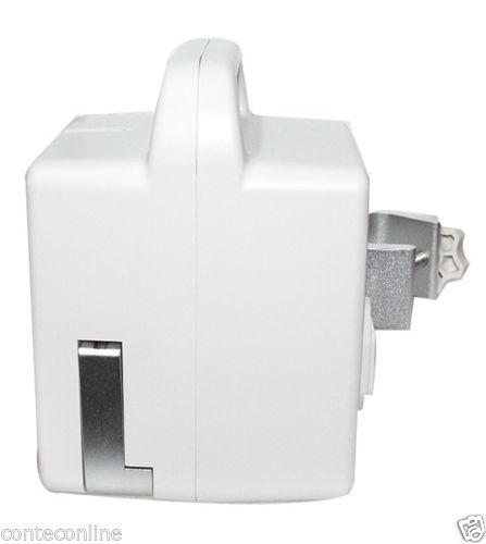 Bomba De Infusão Lcd Contec Alarme Recarga De Bateria, Sp800