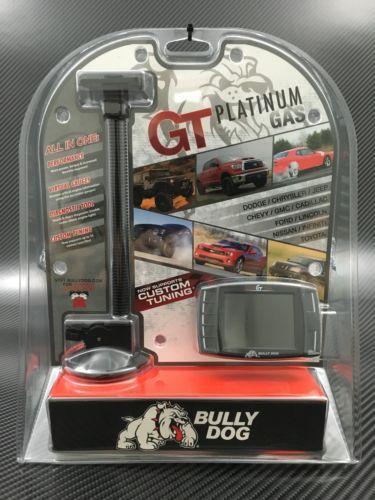 Bully Dog Platinum Gt Gas Tuner Monitor Velocimetro Dog