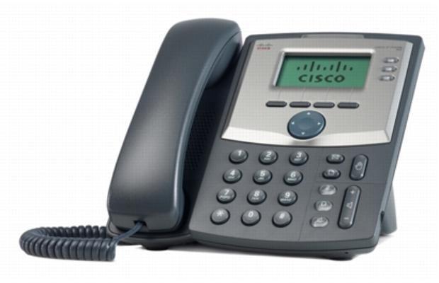 Cisco Voip Spa303-G2 03 Linhas Ip Phone