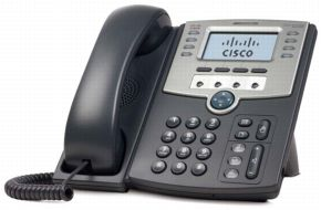 Cisco Voip Spa509-G 12 Linhas Ip Phone Com 02P Switch Poe Lc