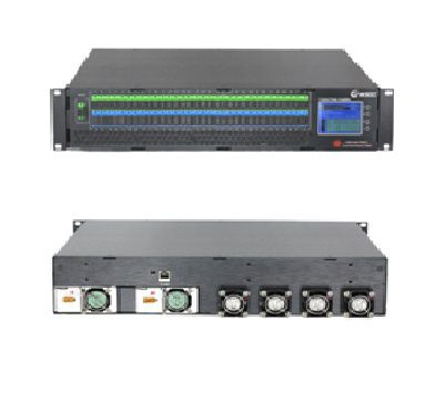 F. Amplificador Iptv Edfa 32 Portas Catv 50Ey32*16+Wdm