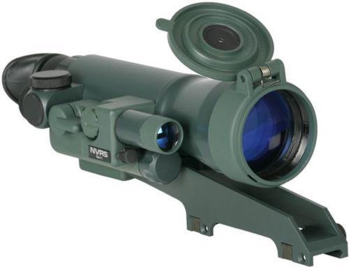 Firefield Titanium 2.5X50 Night Vision Rifle Scope Ff26013Wl