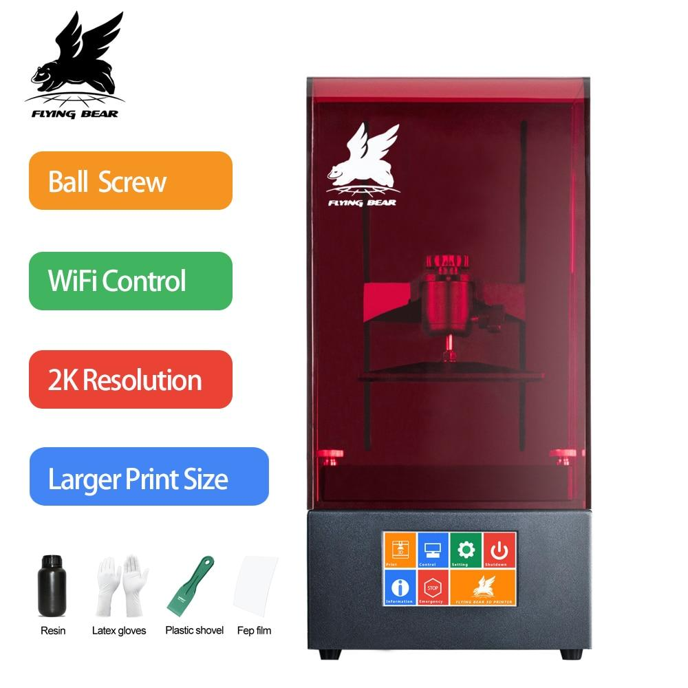 Flyingbear Shine Uv Resin Dlp 3D Printer 2560*1440 High Sla