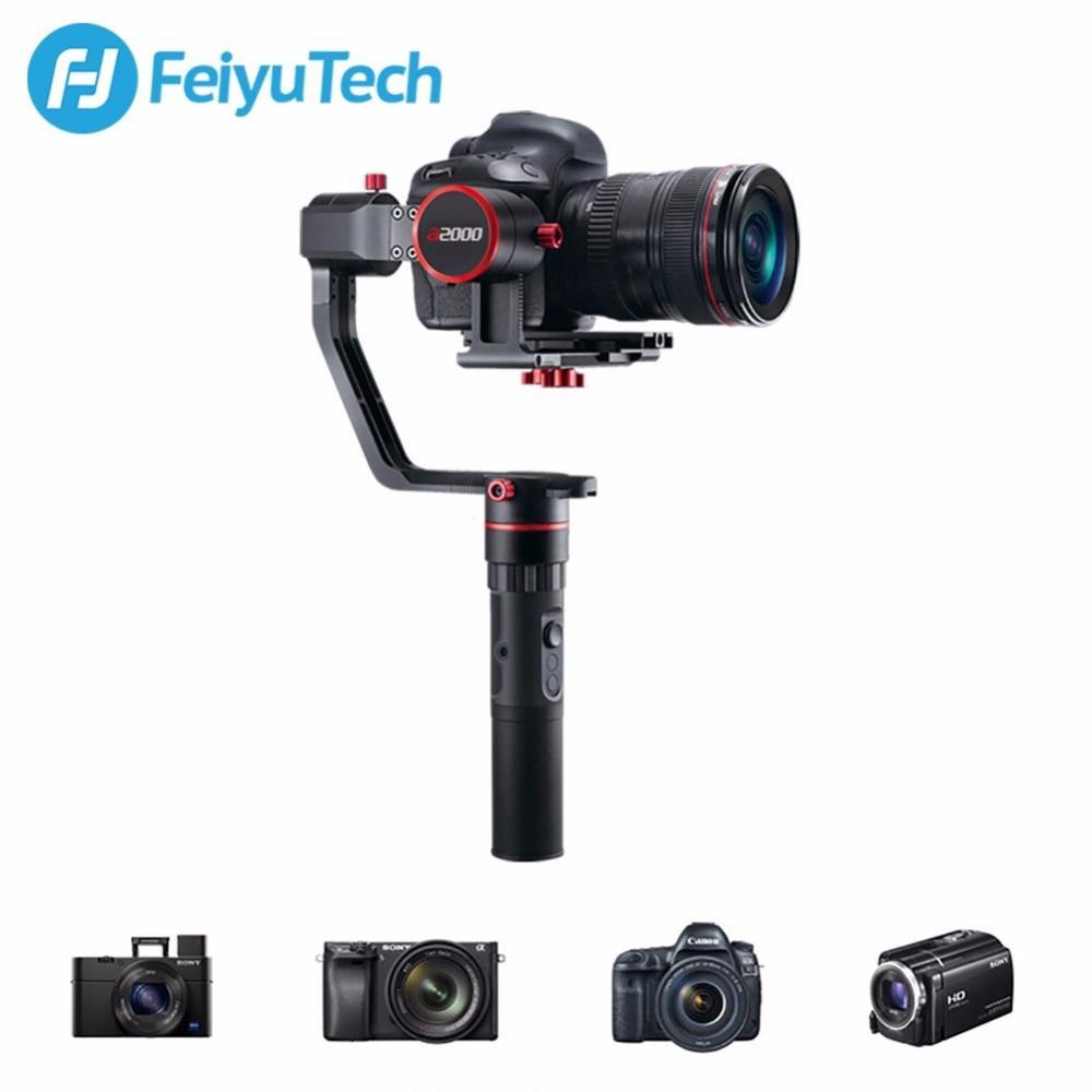 Gimbal Dslr Camera Stabilizer  Feiyutech A2000 3 Axis