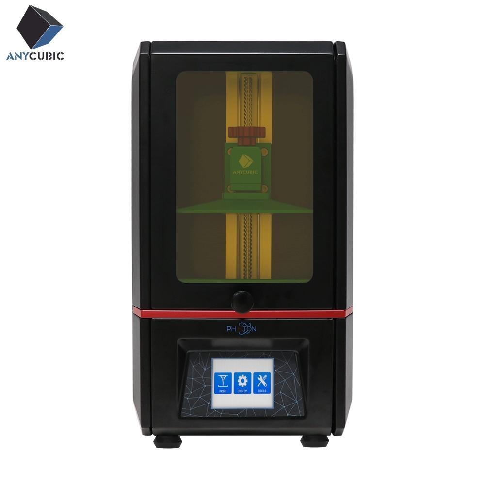Impressora 3D Anycubic Photon Sla Plus Size Uv Lcd Resina