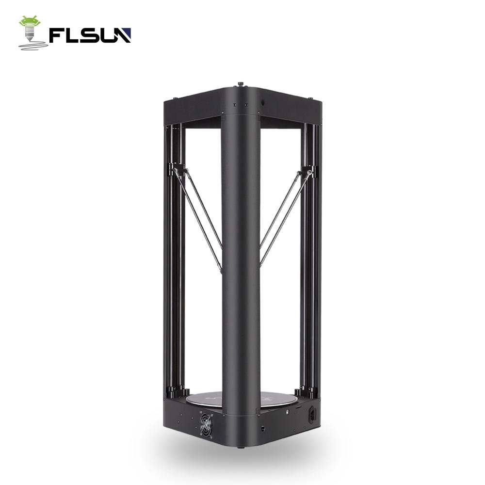Impressora 3D Flsun Qq Auto-Level Prémontada Tamanho Grande