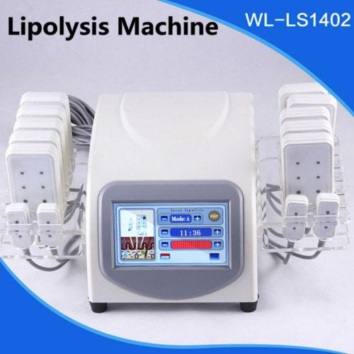 Máquina Laser Lipo E Massagem Emagrescimento