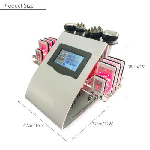 Máquina Ultra-Sônica Celulite E Emagrecimento