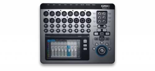 Mesa Qsc Touchmix-16 Compacta Digital Mixer