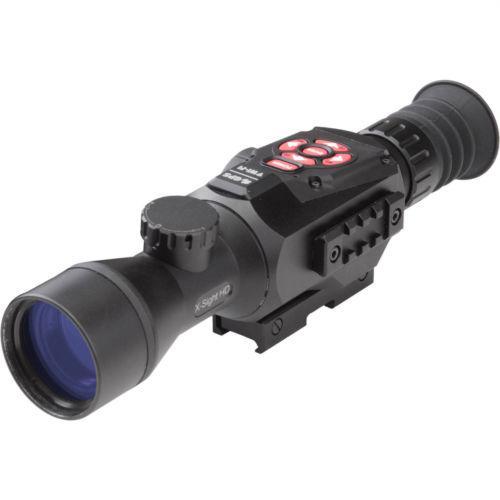 Mira Scope Rifle Atn X-Sight-Ii 3-14 Dianoite Caça Hd