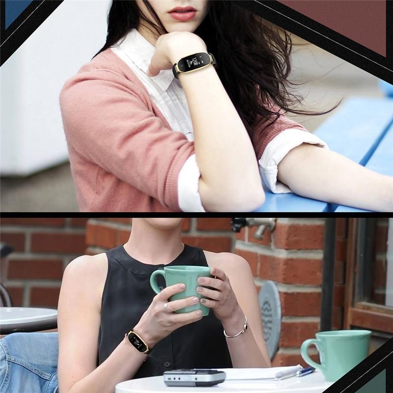 Relógio Monitor De Cardio, Prova Agua, Rastreador, S3 Smart
